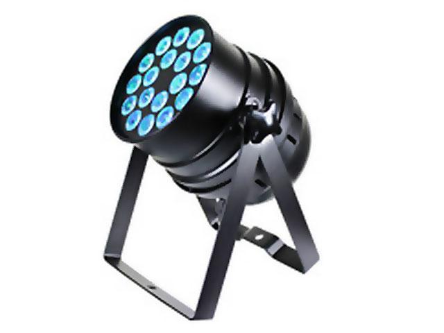 LED Par 64   5 Watt RGBW Fixture