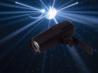 LED Pinspot 1 x 3W LED