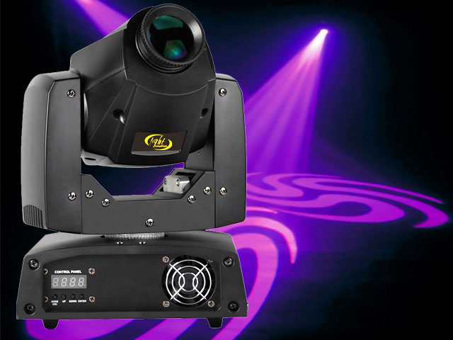 Light Emotion LX25 Moving Head