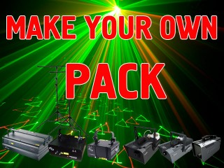 Make Your Own Pack