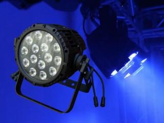 Outdoor LED Par 64 Multipar