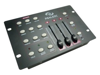 Parcan DMX controller