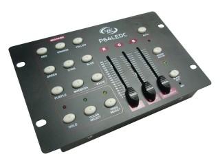 P64LED DMX controller