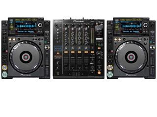 Pioneer CDJ2000 NEXUS Pack