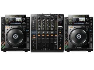 Pioneer CDJ2000 Pack 2