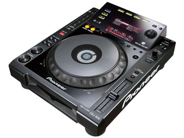 Pioneer CDJ900