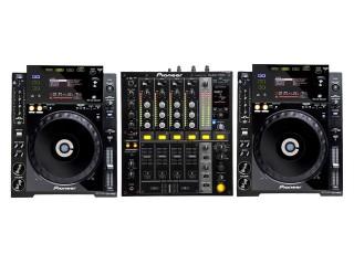 Pioneer CDJ900 Pack 2
