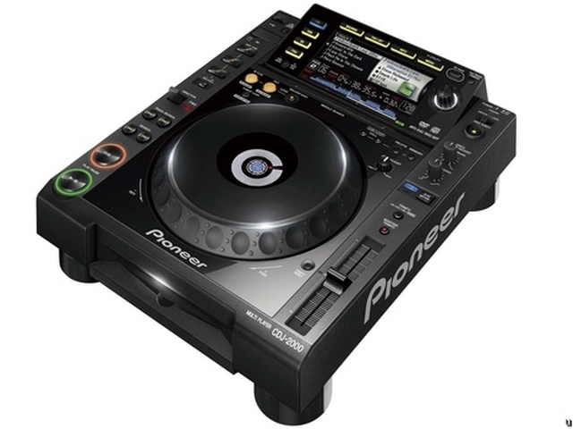 Pioneer CDJ 2000 CD Player
