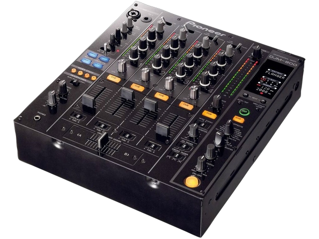 4 CHANNEL PIONEER MIXER WITH EFFECTS