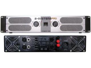 Power Amp 2 x 700W @ 4 Ohms