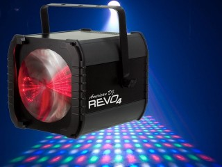 Revo4 LED Disco Effect