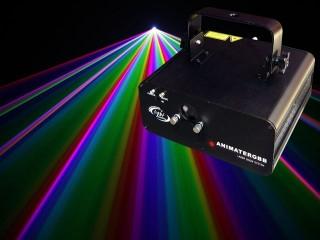 RGB Full Colour Laser