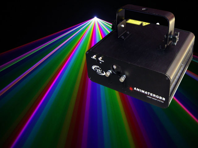 RGB Full Colour Laser
