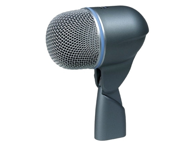 Shure Beta 52 microphone