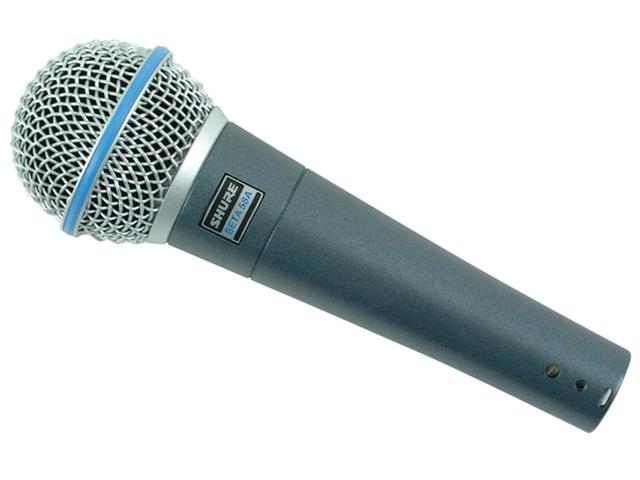 Shure Beta 58 Microphone