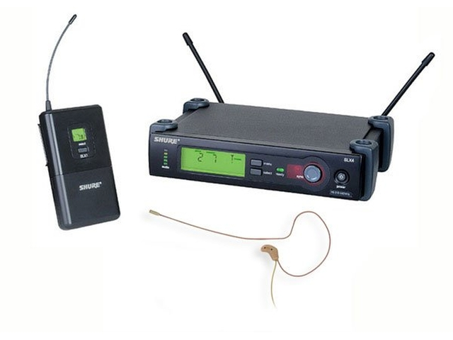 Shure SLX  Wireless Lapel System