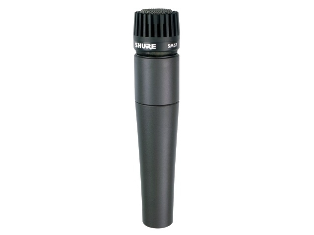 Shure SM57 Microphone