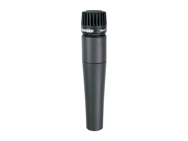 Shure SM 57 Instrument Microphone