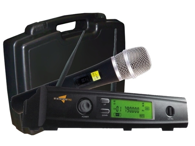 Single Wireless Microphone Kit