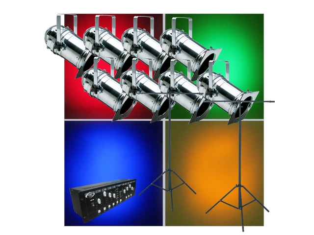 Stage Lighting Pack 2