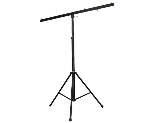 Lighting stand with t bar stand with t bar aloadofball Choice Image
