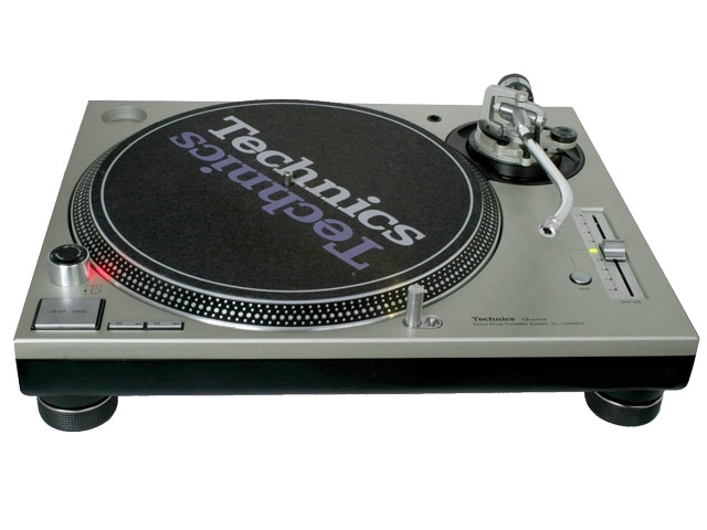 Technics Turntable (unloaded)