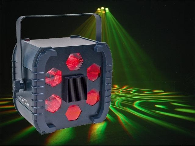 LED Triphase 6 leds tri colour
