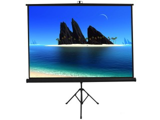 Tripod Screen Large 120""