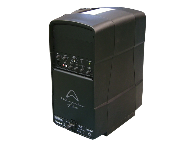 Wharfedale Pro EZGO Portable Battery PA